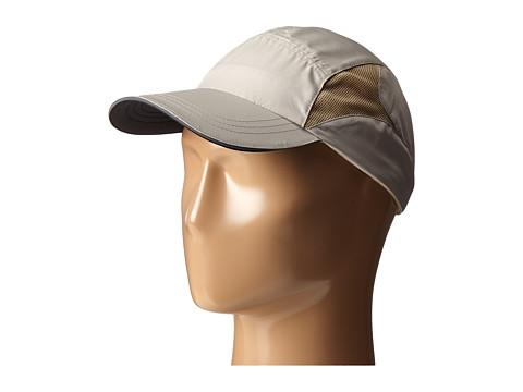 San Diego Hat Company CTH8020 Running Cap with Vented Mesh Side - Tan