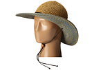 UBL6483 4 Inch Brim Sun Hat with Adjustable Chin Cord