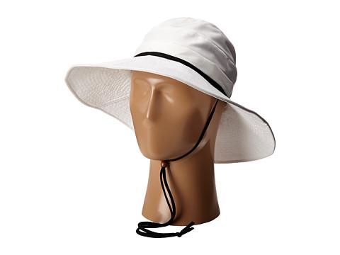 San Diego Hat Company CTH8021 Sun Brim Hat - White
