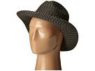 San Diego Hat Company UBM4449 Panama Fedora Hat with Metallic Yarns
