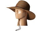 San Diego Hat Company San Diego Hat Company UBM4453 4 Inch Brim Sun Hat with Twisted Adjustable Chin Cord