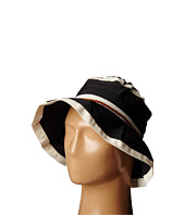 San Diego Hat Company - RBM5560 4 Inch Brim Sun Hat with Faux Suede Braided Trim