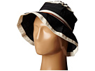 San Diego Hat Company RBM5560 4 Inch Brim Sun Hat with Faux Suede Braided Trim