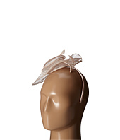 San Diego Hat Company - DRS1006 Dressy Fascinator with Rosette and Featheres Perfect For The Derby