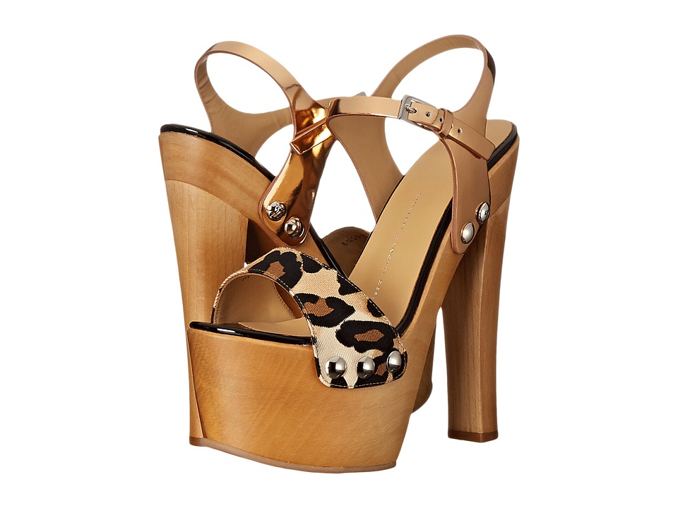 Giuseppe Zanotti E60291 Giaguer Beige Womens Shoes