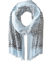 San Diego Hat Company - BSS1550 Lightweight Scarf with All Over Paisley Print