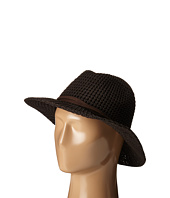San Diego Hat Company - KNH8009 Knit Fedora with Twisted Faux Suede Band