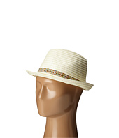 San Diego Hat Company - PBF7301 Fedora with Pop Inset