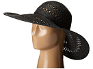 PBL3068 Open Weave Floppy Hat with Self Tie
