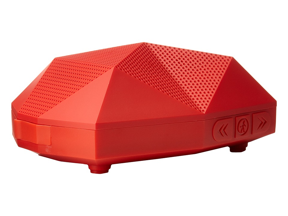 Outdoor Tech Turtle Shell 2.0 Red Headphones