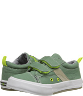 Morgan&Milo Kids - Hudson Double V Canvas (Toddler/Little Kid)