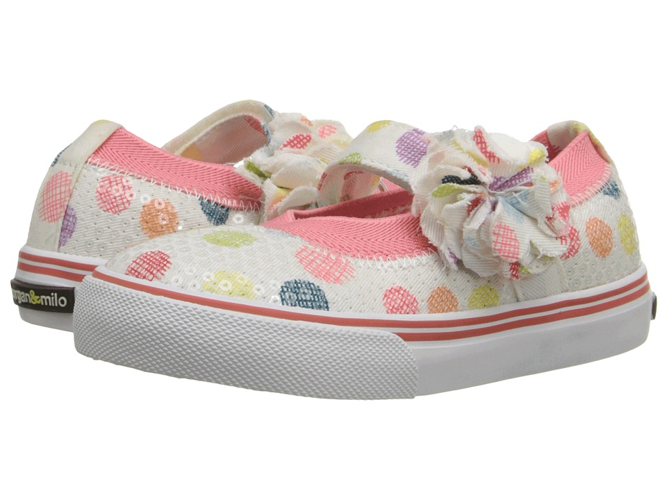 MorganampMilo Kids Melissa Maryjane Toddler/Little Kid Rainbow Girls Shoes