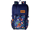 JanSport Hatchet Backpack (Multi Navy Mountain Meadow)