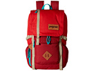 JanSport Hatchet Backpack (Red Tape)