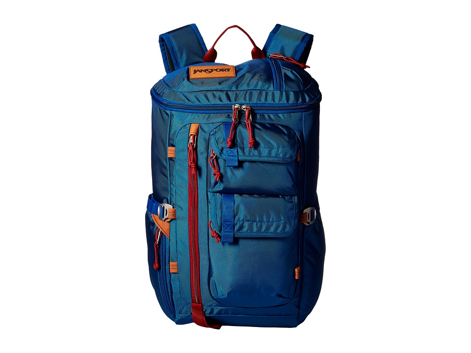 JanSport Watchtower Midnight Sky Backpack Bags