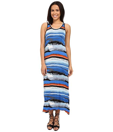 kensie Watercolor Maxi Dress KS4K7162