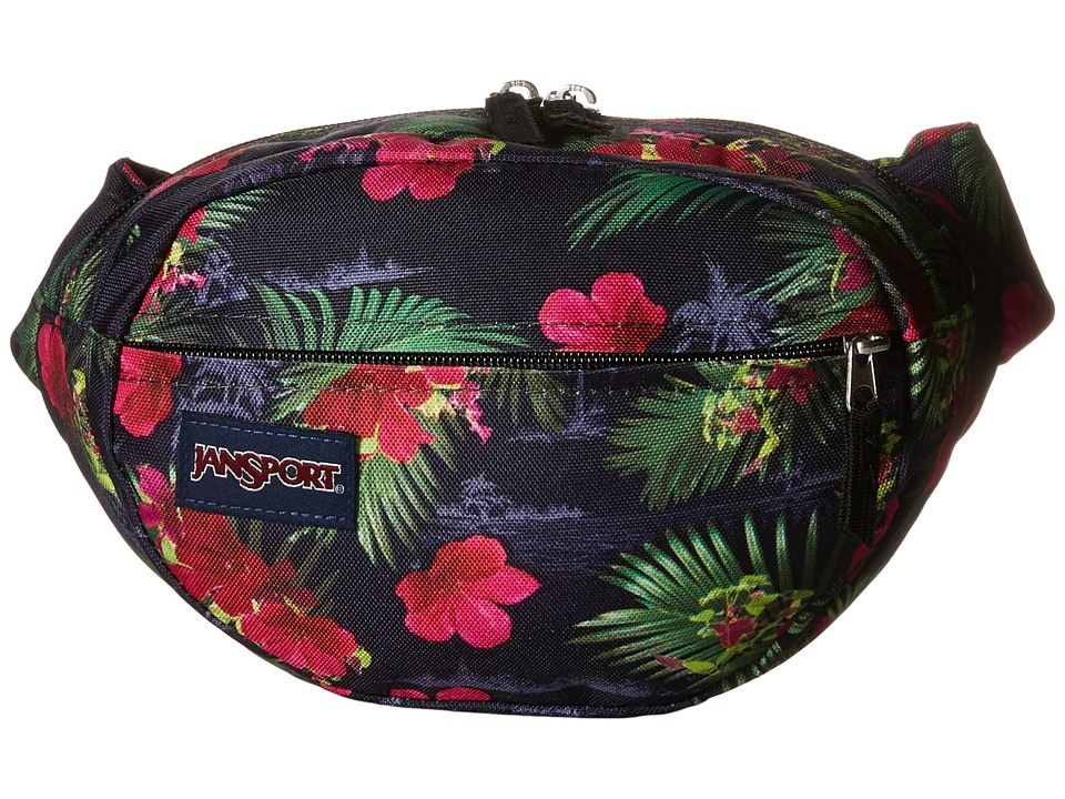 JanSport Fifth Avenue Pack Multi Hot Tropic Bags