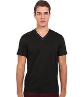Michael Kors - Grosgrain Tipped V-Neck
