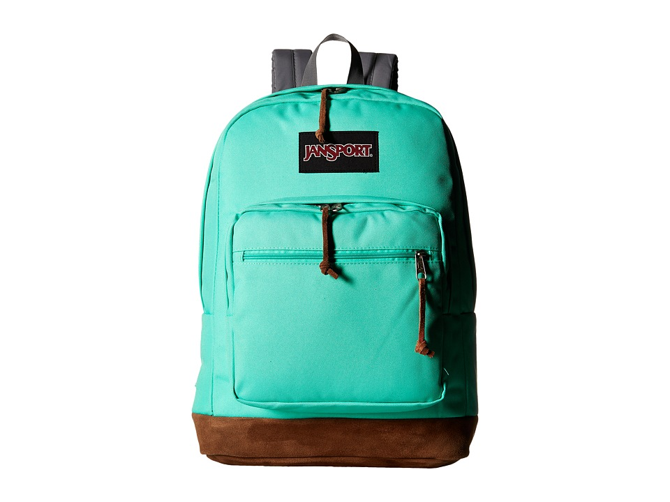 JanSport Right Pack Seafoam Green Backpack Bags