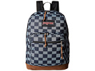 JanSport Right Pack Expressions (Blue Checker Denim)