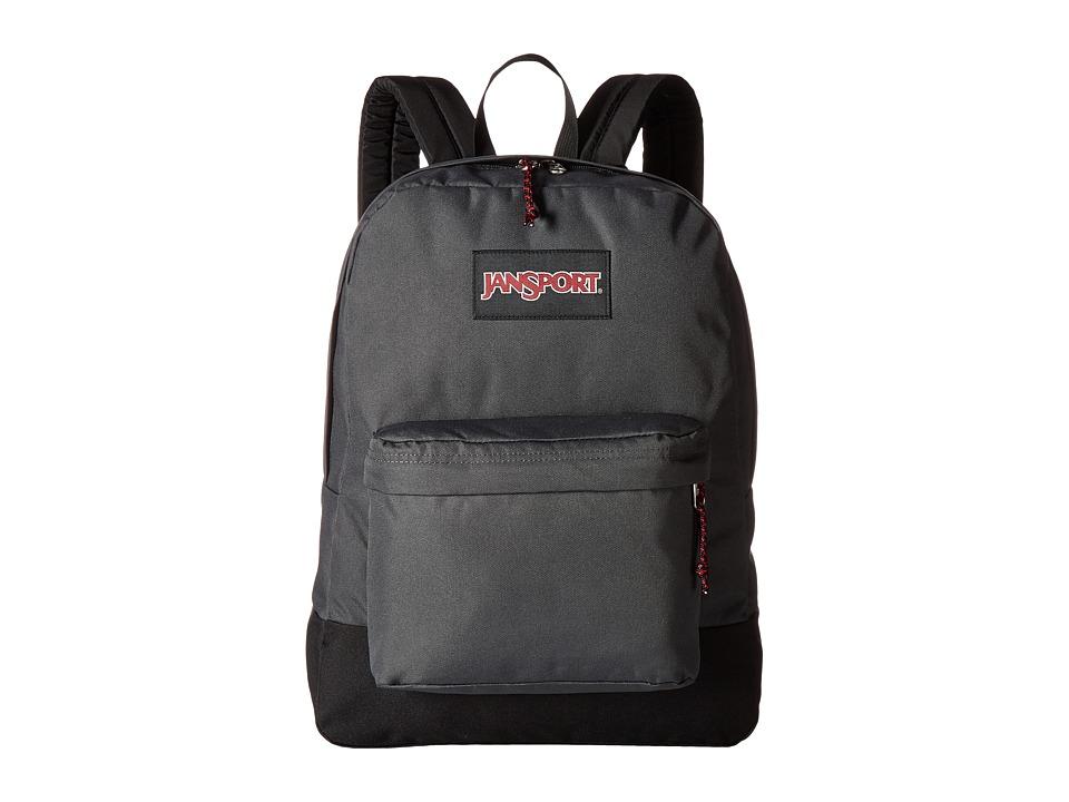 2dc6d796ec5 ... UPC 888655403366 product image for JanSport - Black Label SuperBreak (Forge  Grey) Backpack Bags