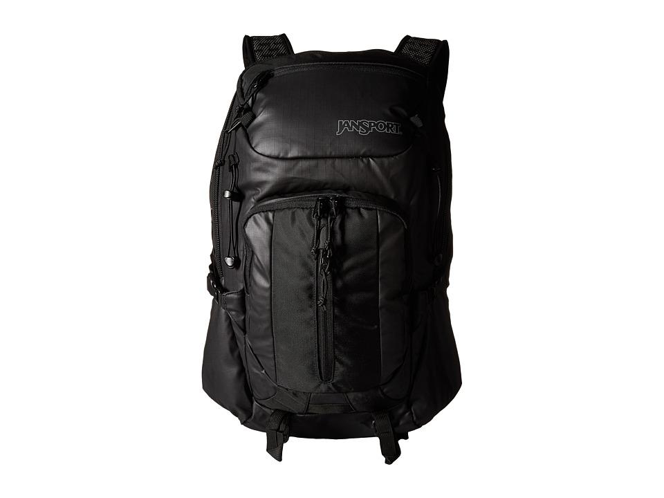 JanSport Onyx Equinox 34 Black Onyx Backpack Bags