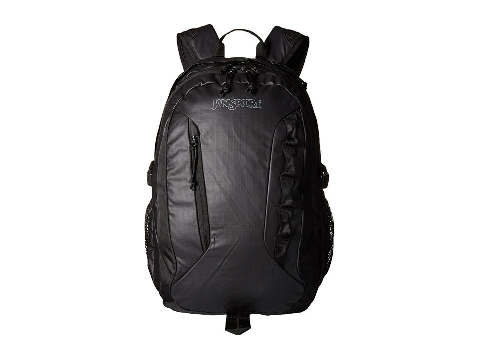 JanSport Onyx Agave Black Onyx Backpack Bags