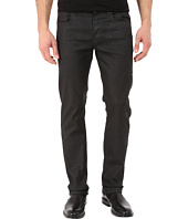 G-Star - 3301 Straight in Black Pintt Stretch Denim 3D Dark Aged
