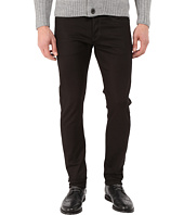 G-Star - 3301 Slim in Black Edington Stretch Denim Raw