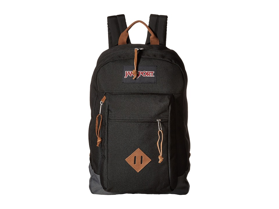JanSport Reilly Black Backpack Bags