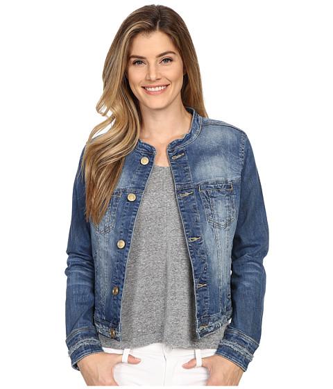 Jag Jeans Dixie Jacket Capital Denim in Blue Carbon - 6pm.com