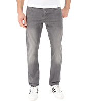 G-Star - Stean Tapered in Accel Grey Stretch Denim Medium Aged