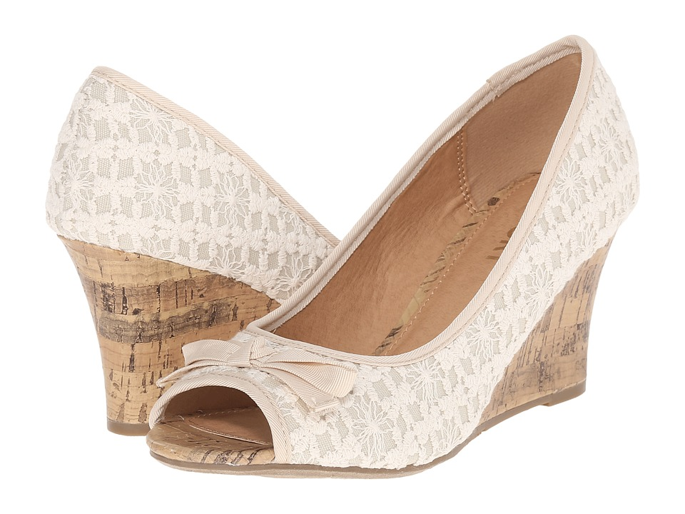 Report Ashlyn Natural Womens Shoes