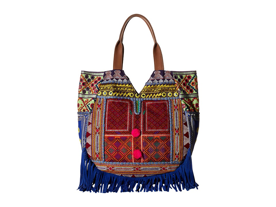 Sam Edelman - Lauren (Blues Multi) Handbags