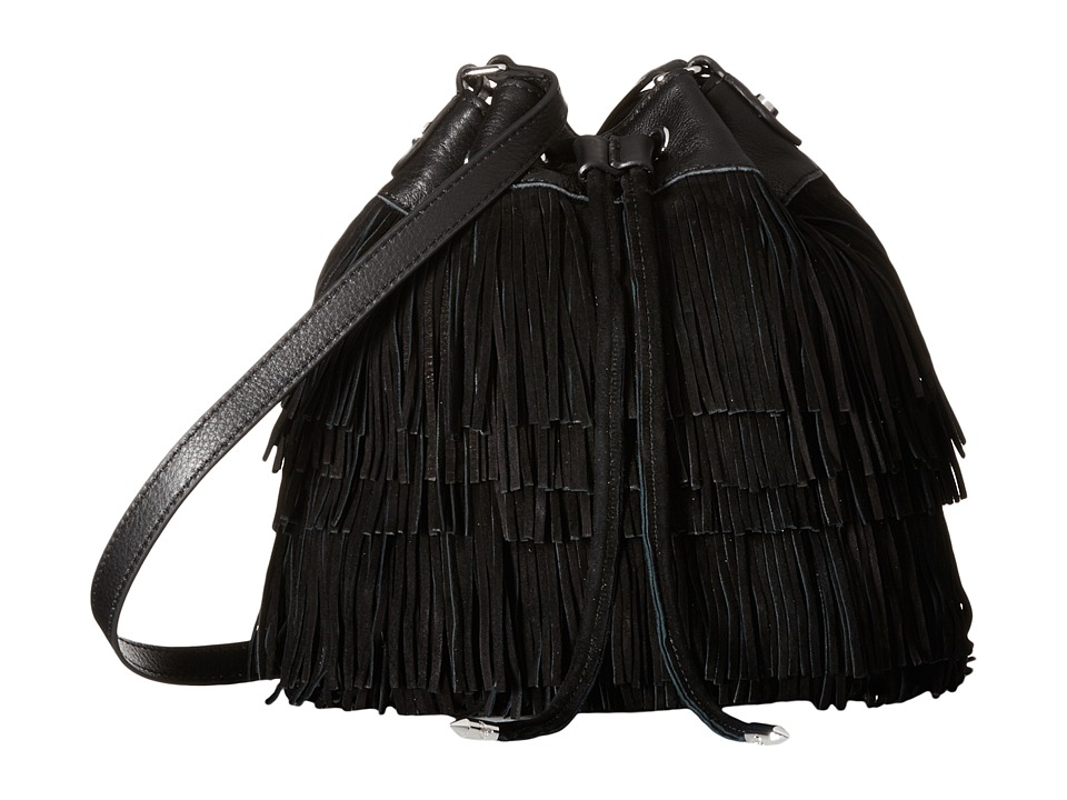 Sam Edelman - Fifi Mini Bucket (Black 1) Handbags