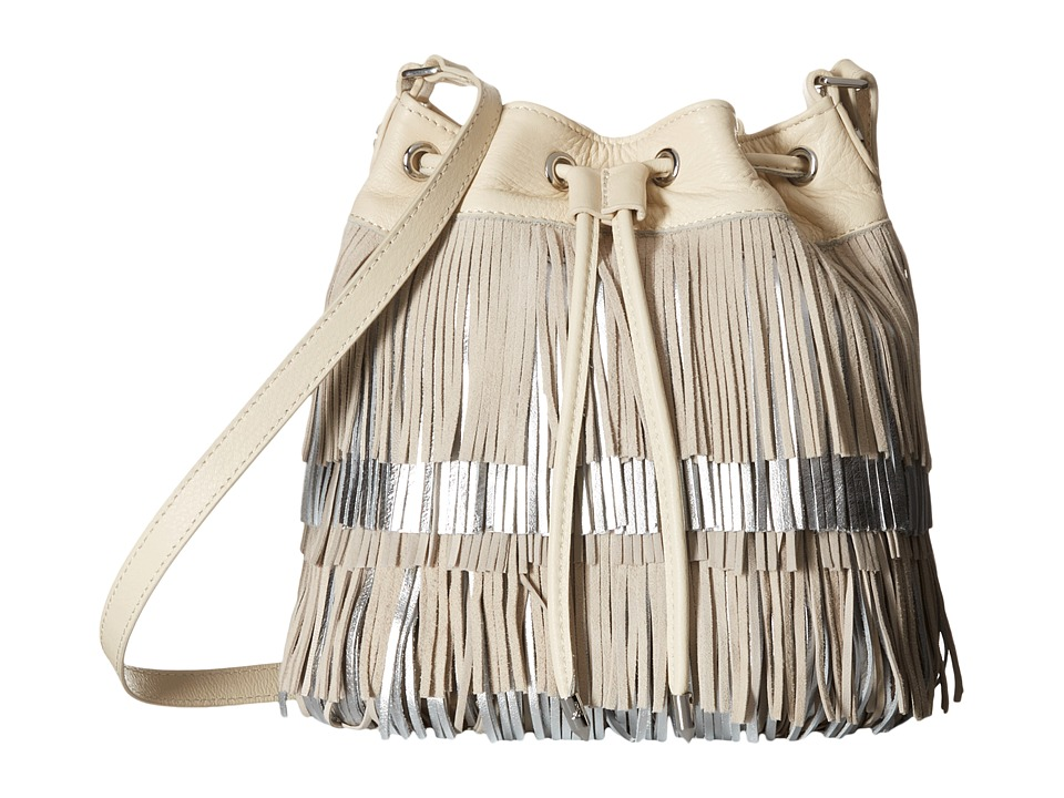 Sam Edelman - Fifi Mini Bucket (Ivory) Handbags