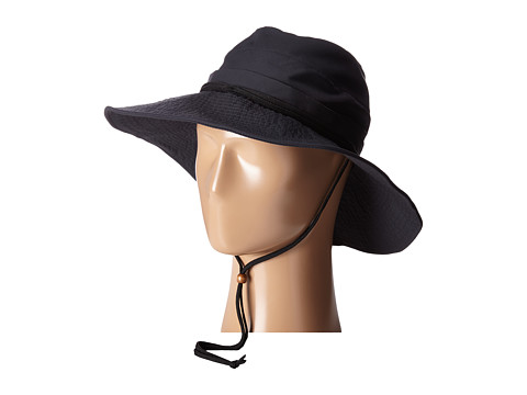 San Diego Hat Company CTH8021 Sun Brim Hat - Black