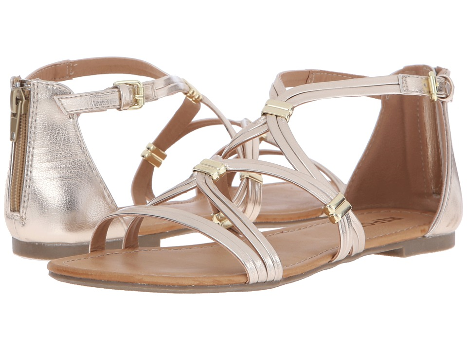 Report Gillen Gold Womens Shoes