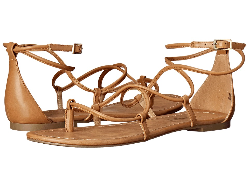 Report Grimes Tan Womens Shoes