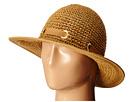 San Diego Hat Company - PBM1029 Crochet Floppy Hat with Grommets