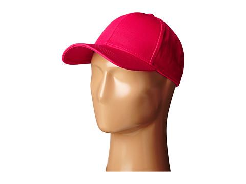 San Diego Hat Company CTH8027 Cotton Twill Baseball Cap - Fuchsia