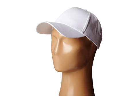 San Diego Hat Company CTH8027 Cotton Twill Baseball Cap - White