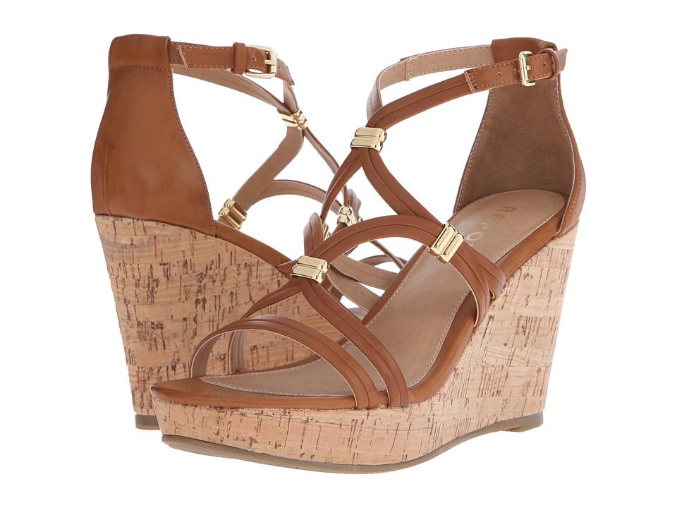 Report Kazan Cognac Womens Shoes