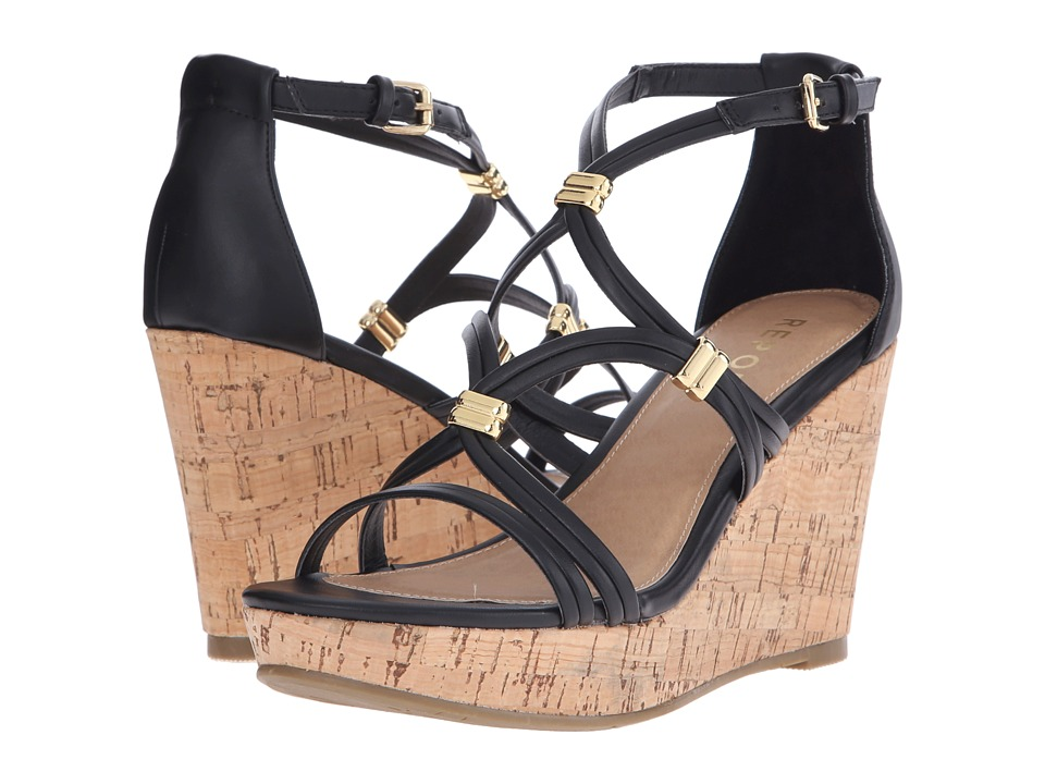Report Kazan Black Womens Shoes
