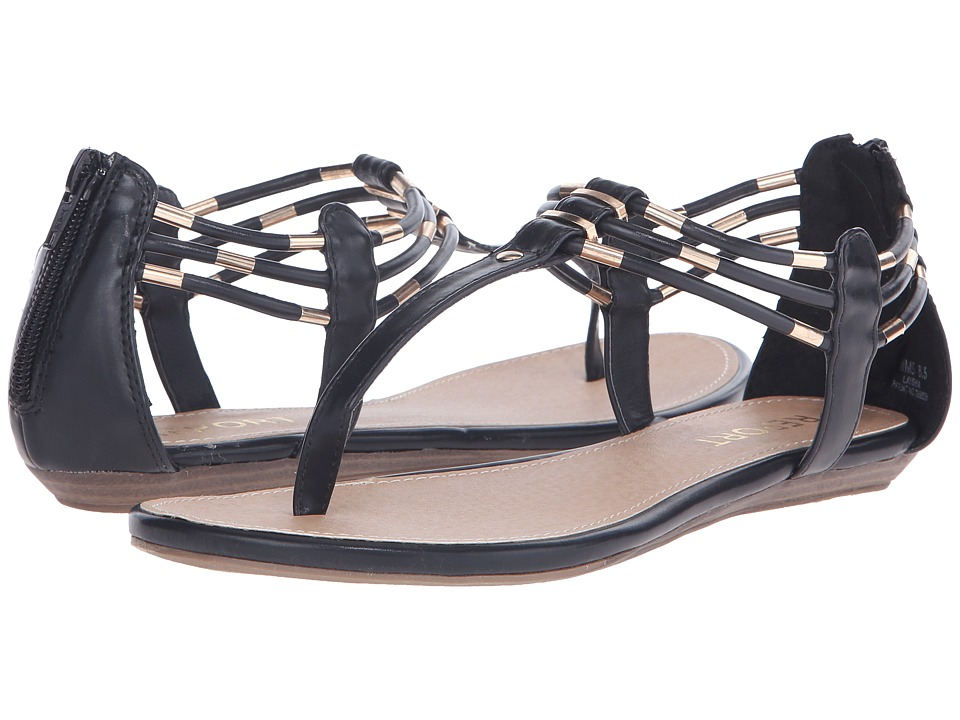 Report Lavell Black Womens Shoes