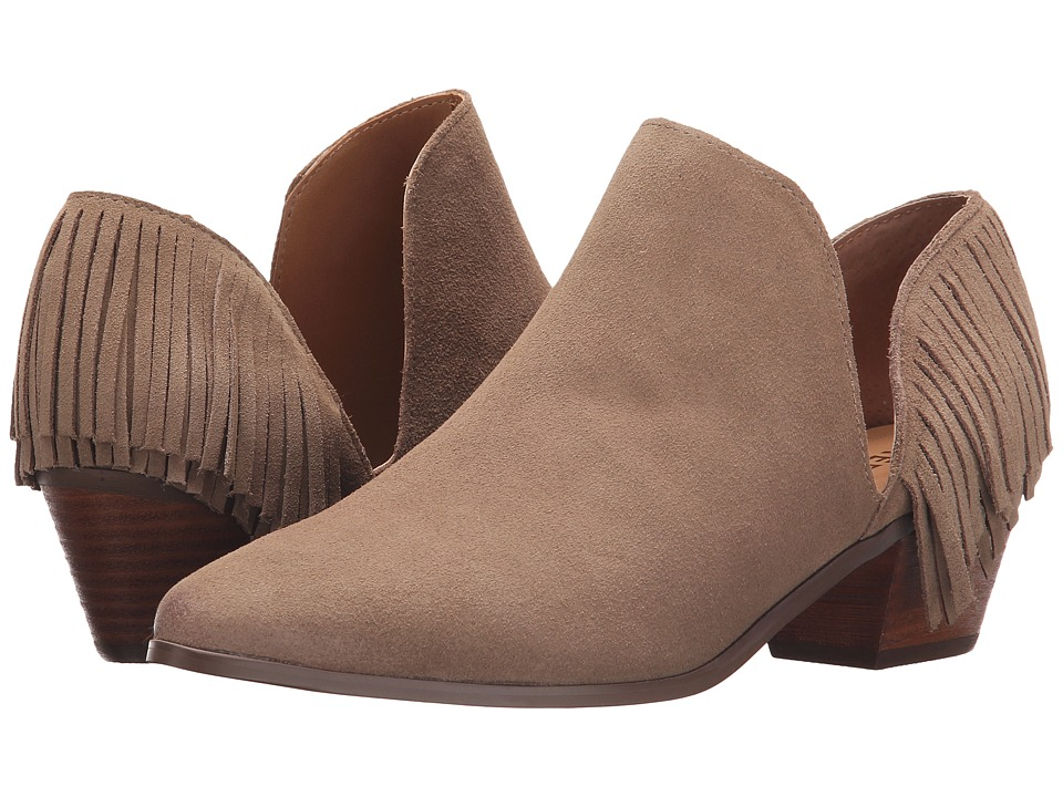 Report Ignatious Taupe Womens Pull on Boots