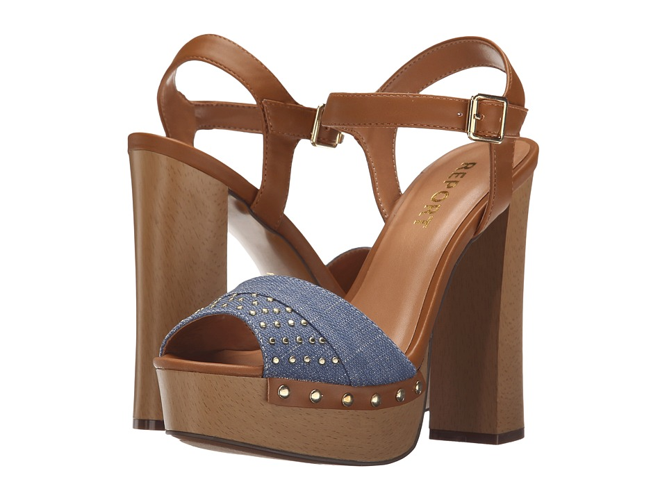 Report Meeshka Blue Womens Shoes