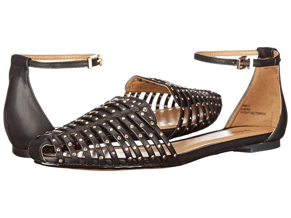Report Samira Black Womens Shoes