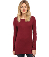 Michael Stars - Slub Long Sleeve Boatneck Tunic