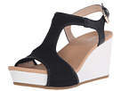 Dr. Scholl's - Wiley - Original Collection (Black Mesh/White Bottom)